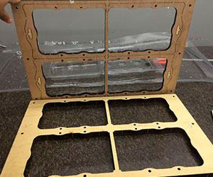 Facas para vacuum forming